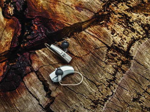 Widex Evoke Hearing Aid